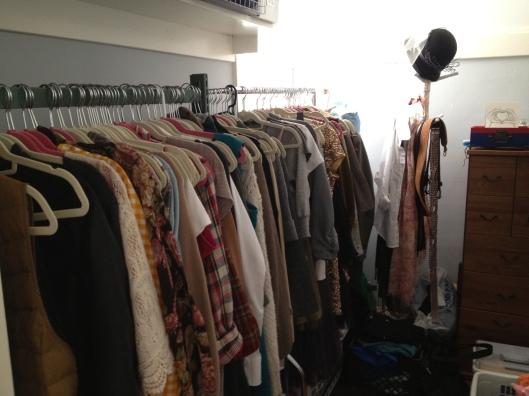 sanfranista's closet