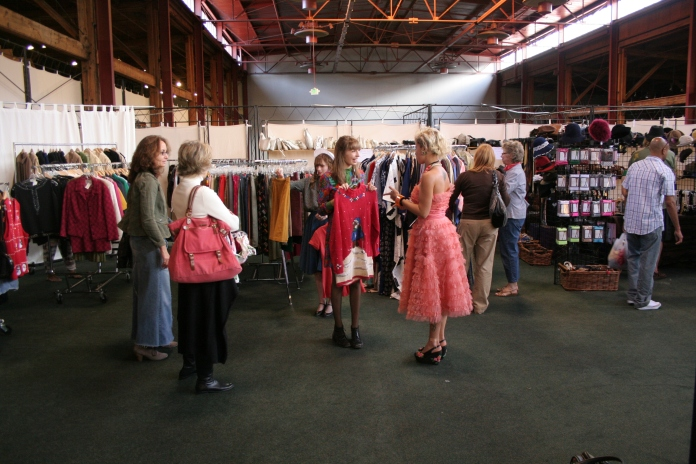 San Francisco Vintage Fashion Expo, all photos copyright 2012 James Winstead