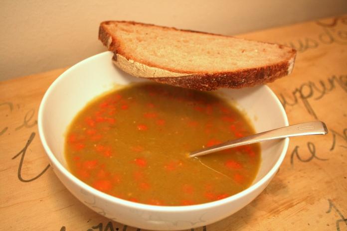 Sarah's Split Pea Soup