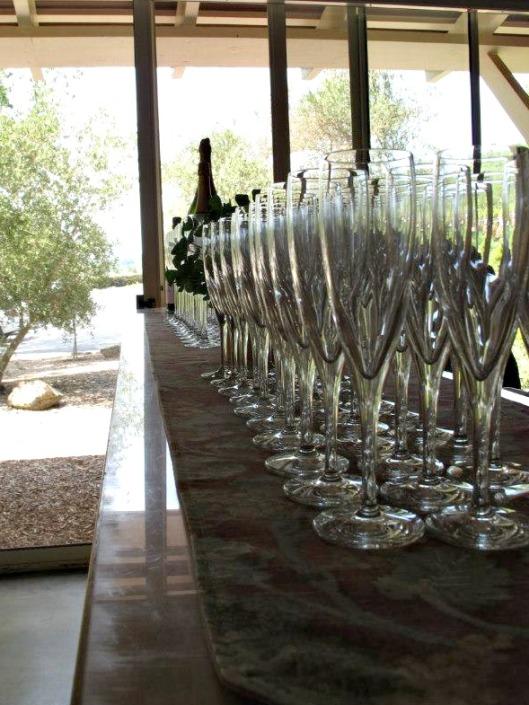 Mumm Napa, Mumm champagne, champagne glasses