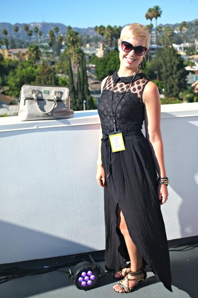 BeautyCon, BeautyCon2013, BeautyCon 2013, Target polka dot dress, Atlantic-Pacific target dress