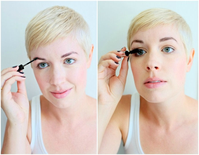 natural makeup, bareMinerals makeup, easy makeup, quick natural makeup, mineral makeup how-to